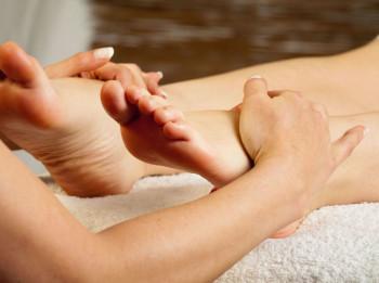 Ноги частковий
