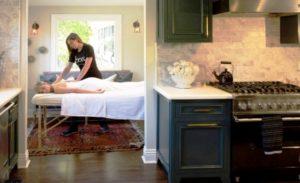 домашний массаж