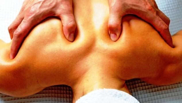Лечебный массаж в Сваляве!
