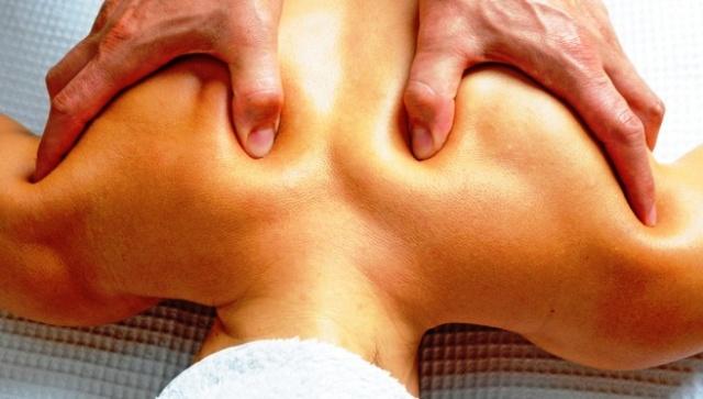 Лікувальний масаж в Сваляві!