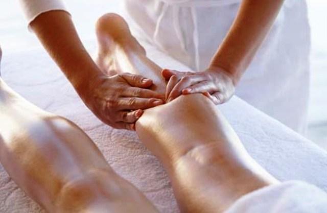 Лимфодренажный массаж в Сваляве!