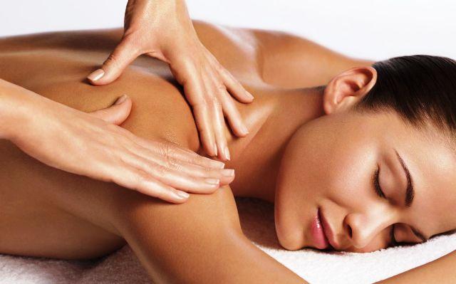 Расслабляющий массаж в Сваляве!