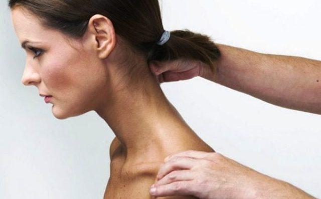 Масаж при остеохондрозі шийного відділу хребта