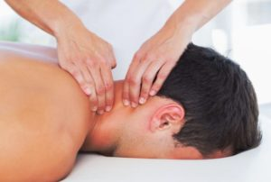масаж при шийному остеохондрозі