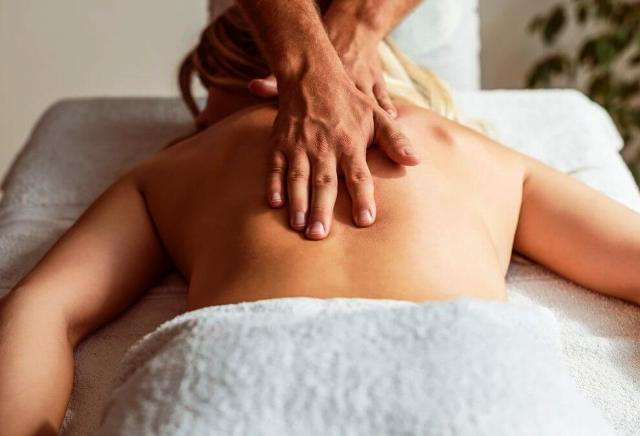 Правильный массаж в Сваляве!