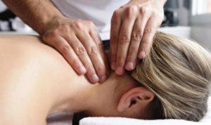 масаж шийного відділу