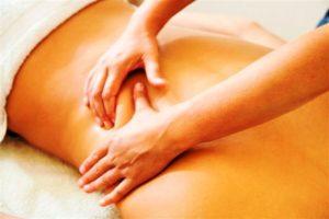масаж жінки