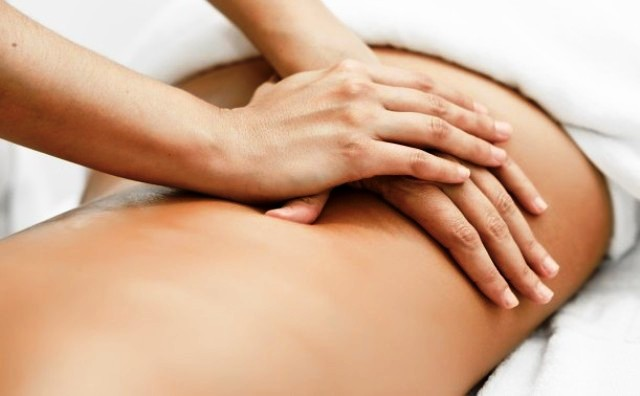 Красивый масаж в Сваляві!