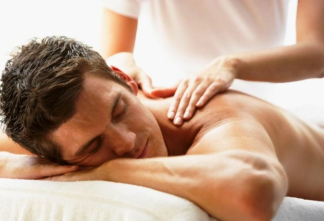 Лучший масаж в Сваляві!