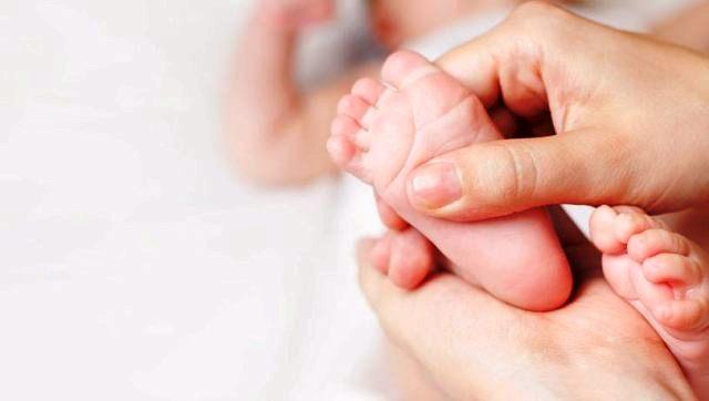 Масаж новонародженим в Сваляві!