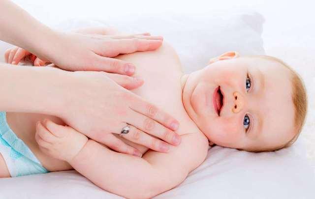 Дитячий масаж в Сваляві
