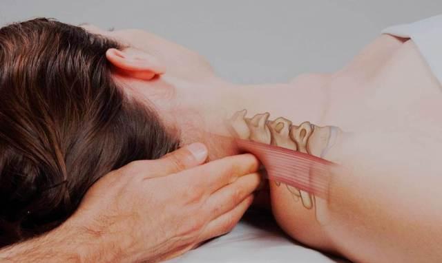 Остеохондроз шийного та грудного відділів хребта