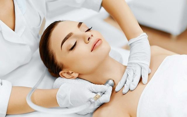 Вакуумний антицелюлітний масаж
