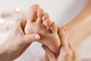 ploché nohy Svalyava Zakarpatská masáž cena objednávky v Svalyavě Buslova Světlana Ivanovna Ukrajina