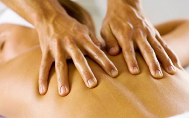 Скільки коштує масаж спини