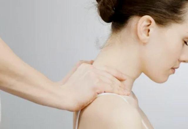 Остеохондроз массаж шеи