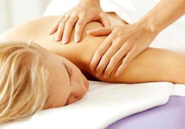 Остеохондроз позвоночника массаж