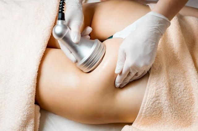 Антицеллюлитный массаж вакуумный