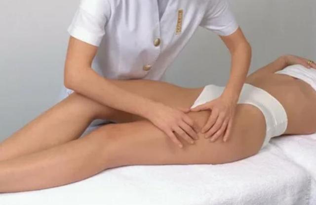 Дренажный массаж от целлюлита