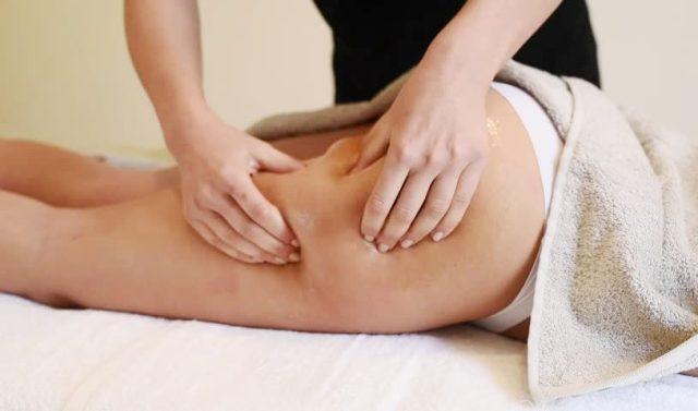 Эффективный антицеллюлитный массаж