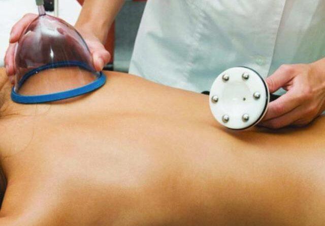 Вакуумный массаж целлюлит