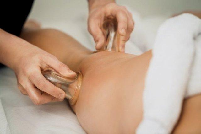 Вакуум для массажа