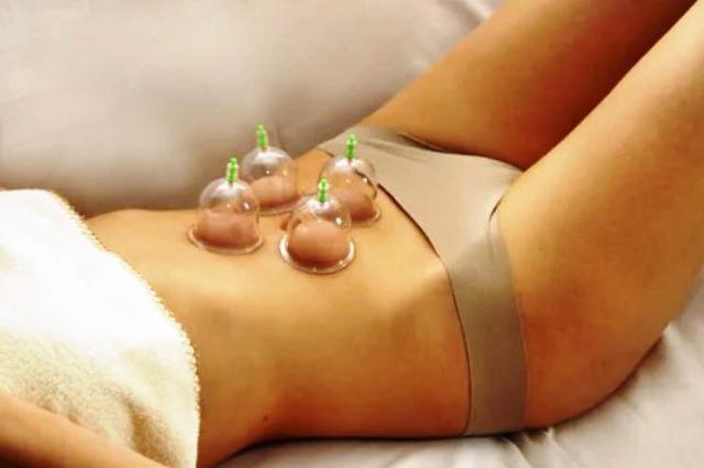 Вакуумно аппаратный массаж