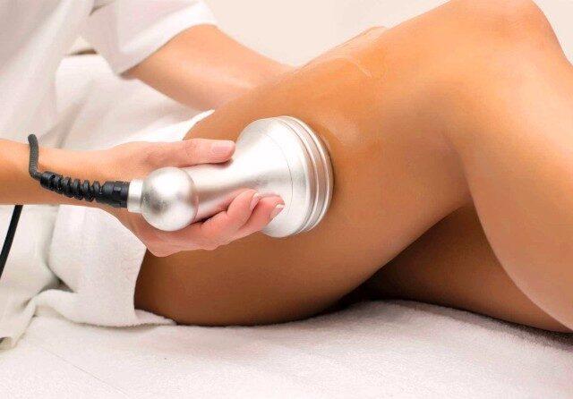 Вакуумный массаж для ног
