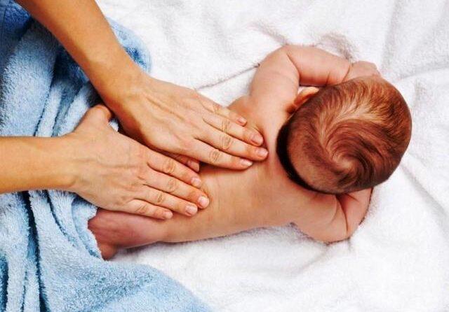 Детский массаж Свалява