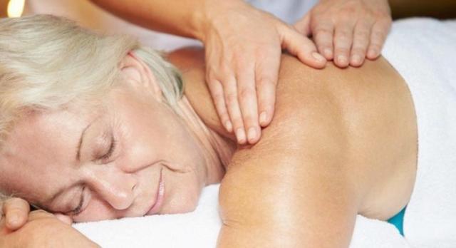 Инсульт массаж