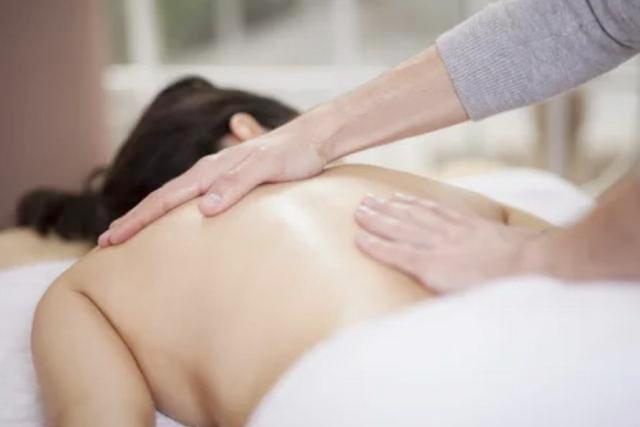 Сделать массаж