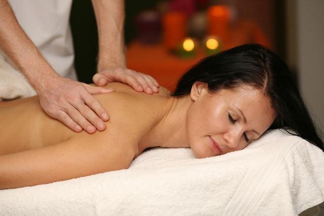 Расслабляющий массаж тела