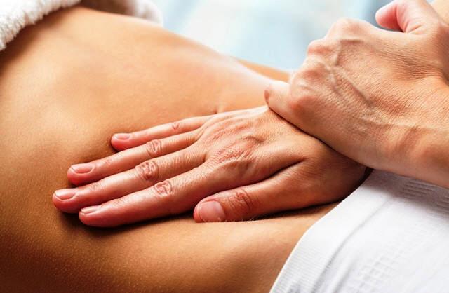 Сколиоз лечение массажем