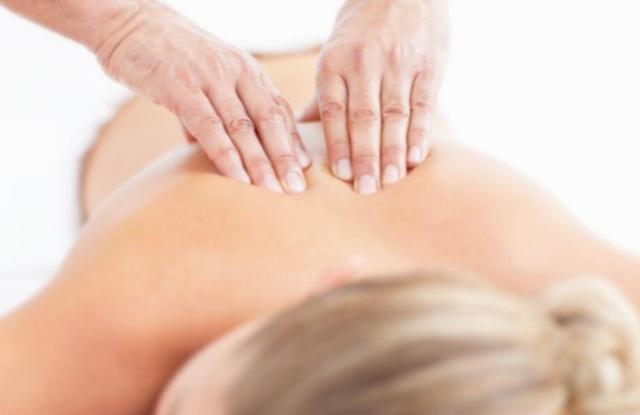 Цена массажа спины